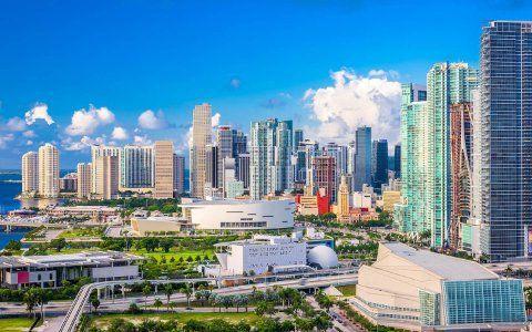 Cómo llegar al centro de Miami desde el aeropuerto