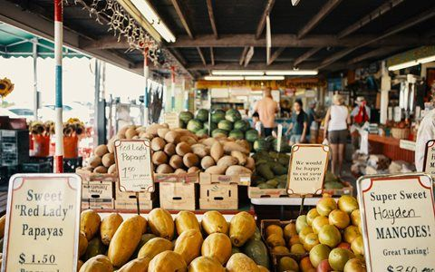 Miami's Best Farmers Markets