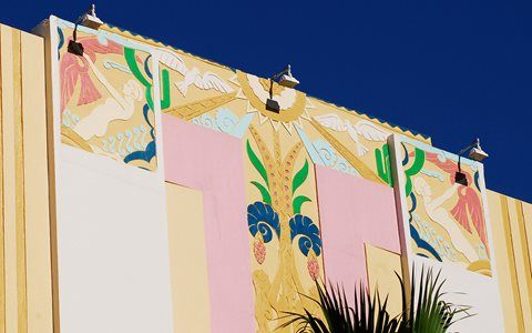 Introduction to Art Deco Historic District