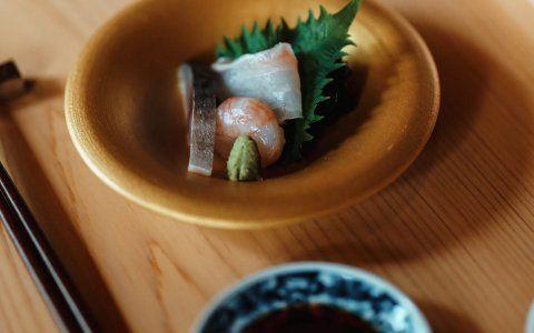 Azabu Head Sushi Chef Yasu Tanaka<br />