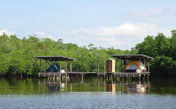 Everglades National Park Camping