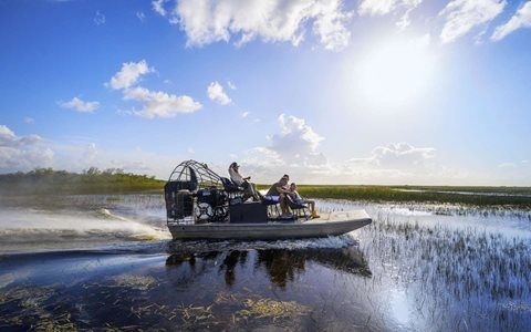 Best Everglades Airboat & Swamp Buggy Rides