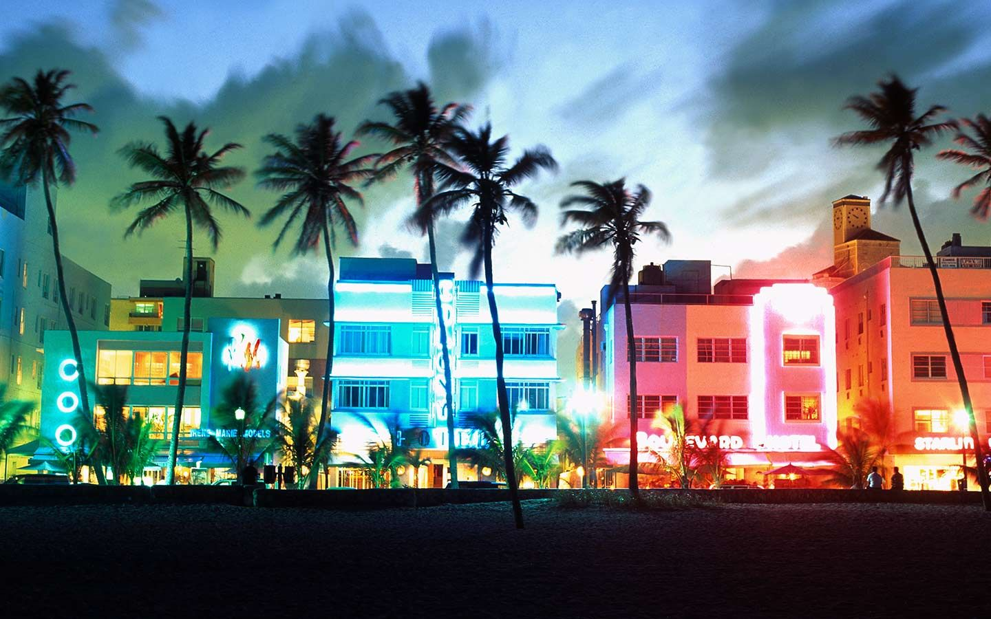 Miami Beach: South Beach