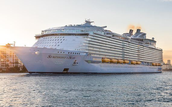 Royal Symphony of the Seas, photo by Kiko