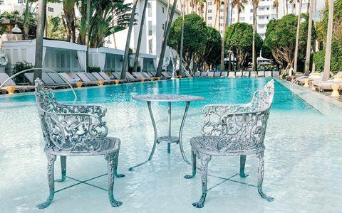 Miami Hotels Hosting Art Basel Events And Activations