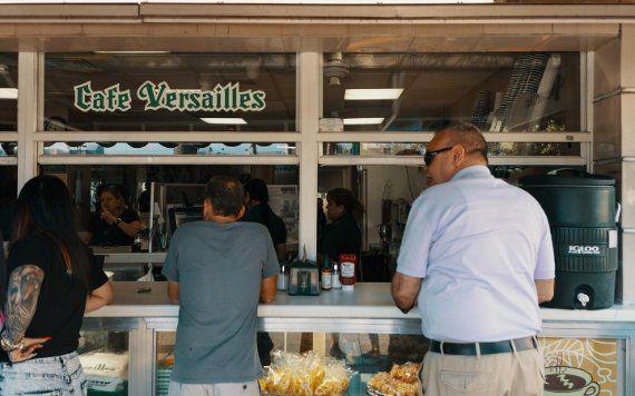 Order from a ventanita
