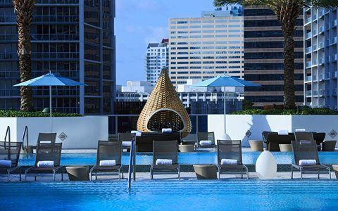 Downtown & Brickell Top Hotels
