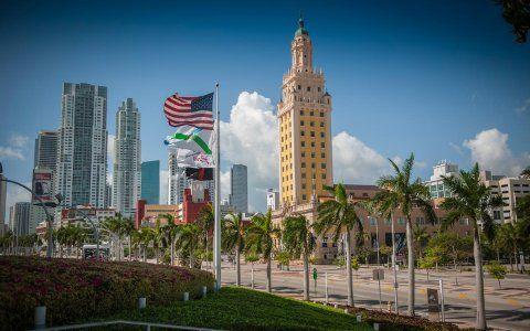 Innenstadt von Miami