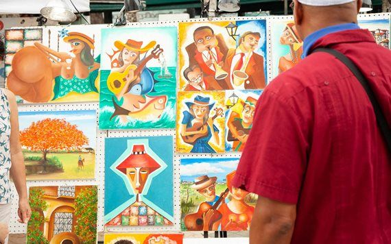 Viernes Culturales in Little Havana