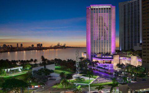 The Ultimate Downtown Miami Experience: Intercontinental Miami