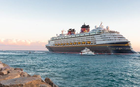 Disney Cruise, photo by Kiko