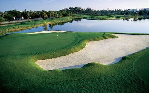 Melhor golfe na Grande Miami