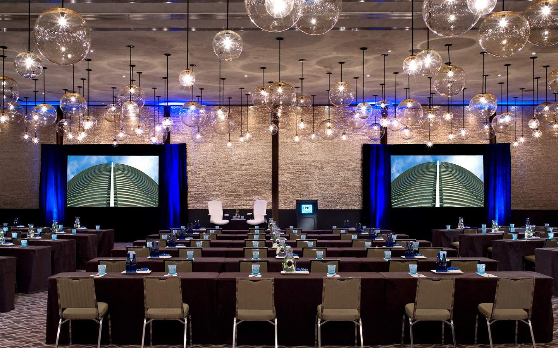 Serviços para Reuniões e Eventos