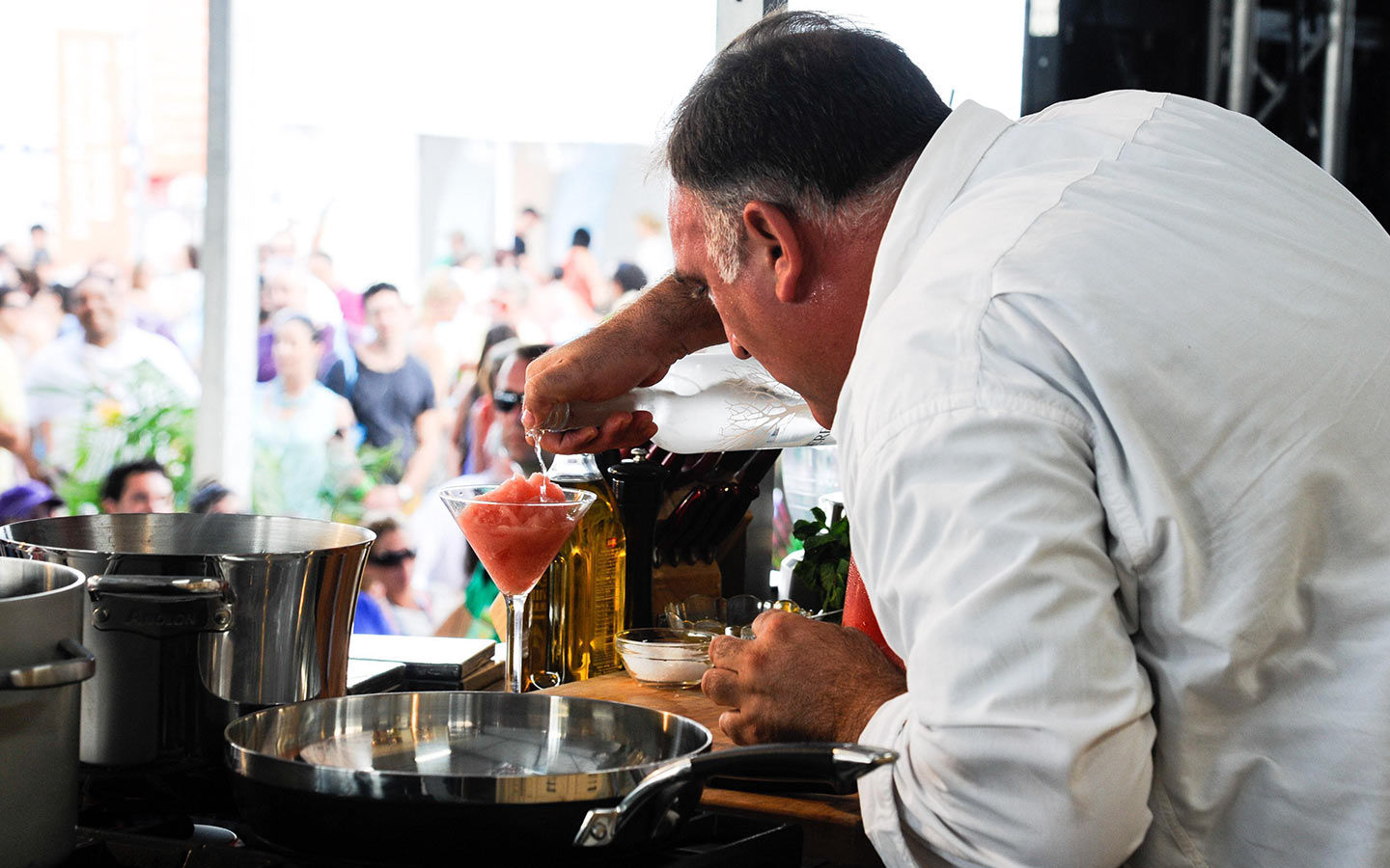 Chef Jose Andres at SOBEWFF