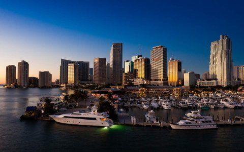 迈阿密新闻发布会