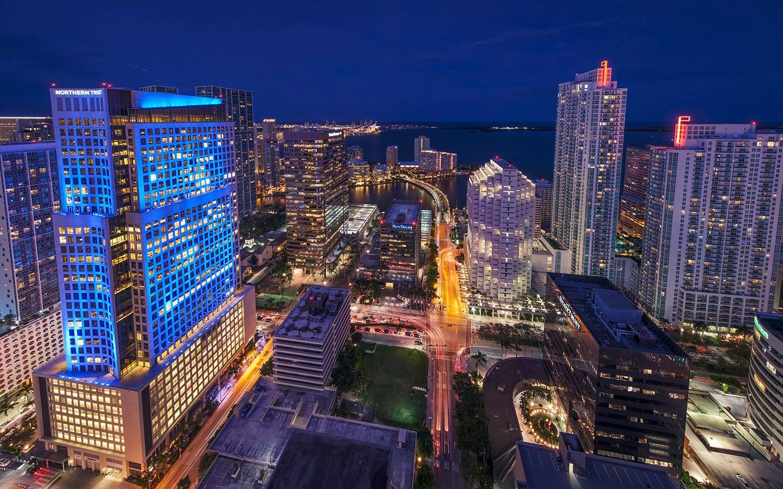 Llegar a Miami y sus alrededores