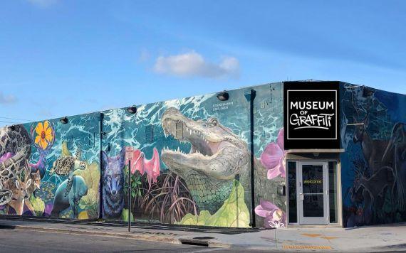 Museo de Graffiti en Wynwood