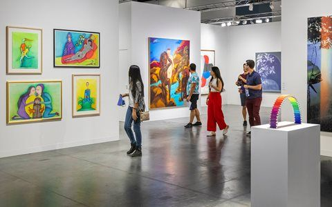 Must-See 2019 Miami Art Basel Galleries
