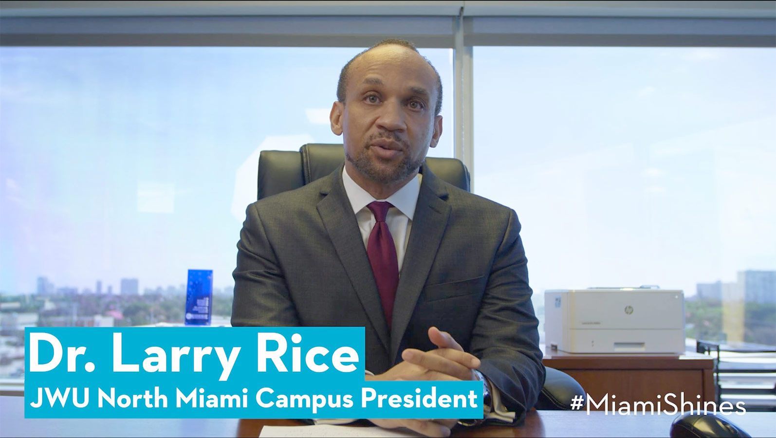 Miamians Who Shine | Dr. Larry Rice