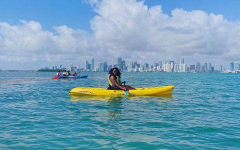 Genieße Miami auf dem Wasser