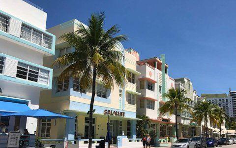 分配到迈阿密参观?