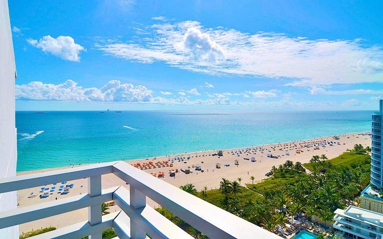 Miami Beach's Best Oceanfront Hotels