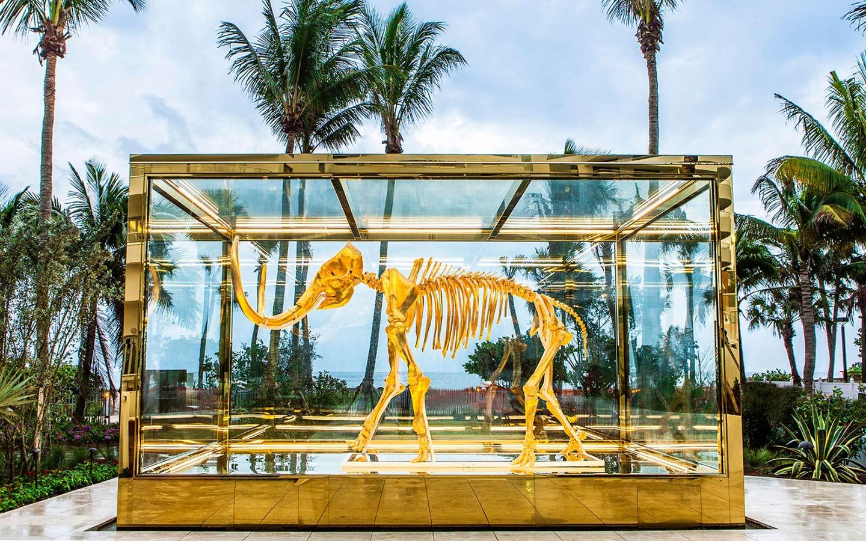 mamute faena