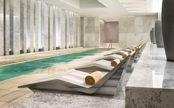 Lapis Spa at the Fontainebleau