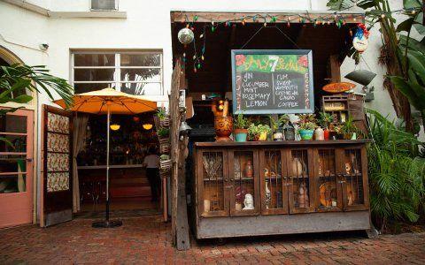 Best bars for cool cocktails