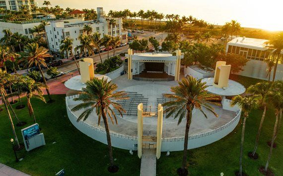 North Beach Bandshell è la location per il 4 ° GroundUP Music Festival