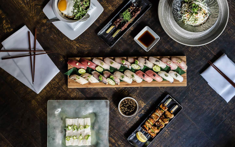 Sushi bei Makoto