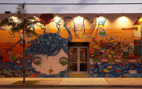 Wynwood's Thriving Art & Culture Scene