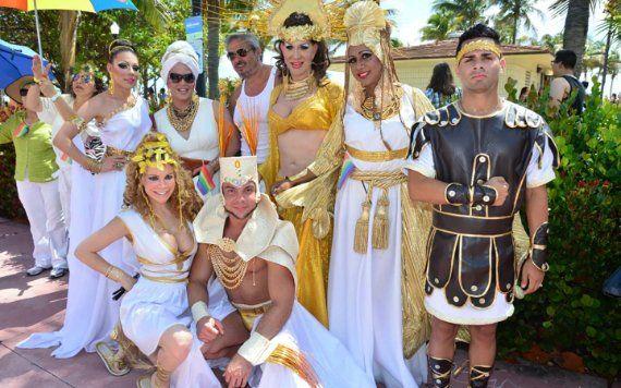 Pride Parade Romans