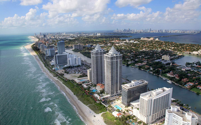 Miami Beach Parques e recreação
