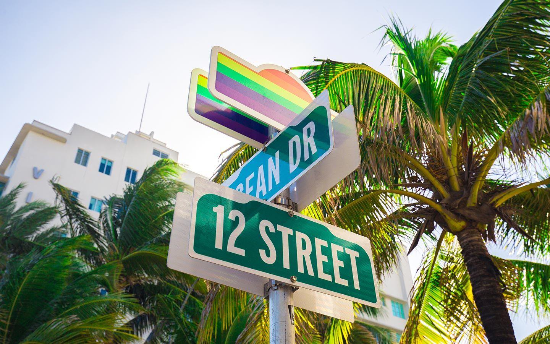 Gay Pride Street