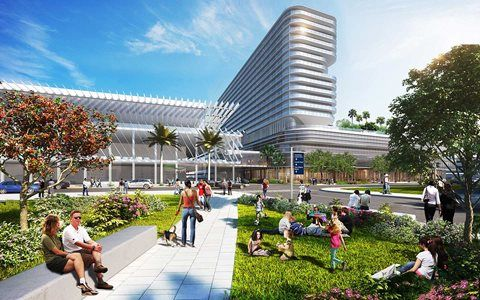 Nuevo Grand Hyatt MBCC HQ Hotel