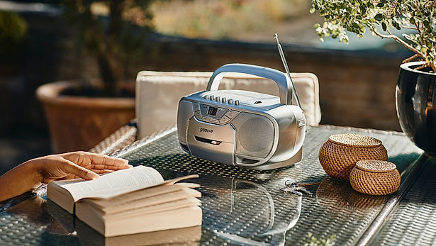 Our Range: Wireless Headphones - Wired Headphones - Wireless Speakers - Portable Stereos - Boomboxes - DAB Radios - Clock Radios - Powerbanks - In Car Holders
