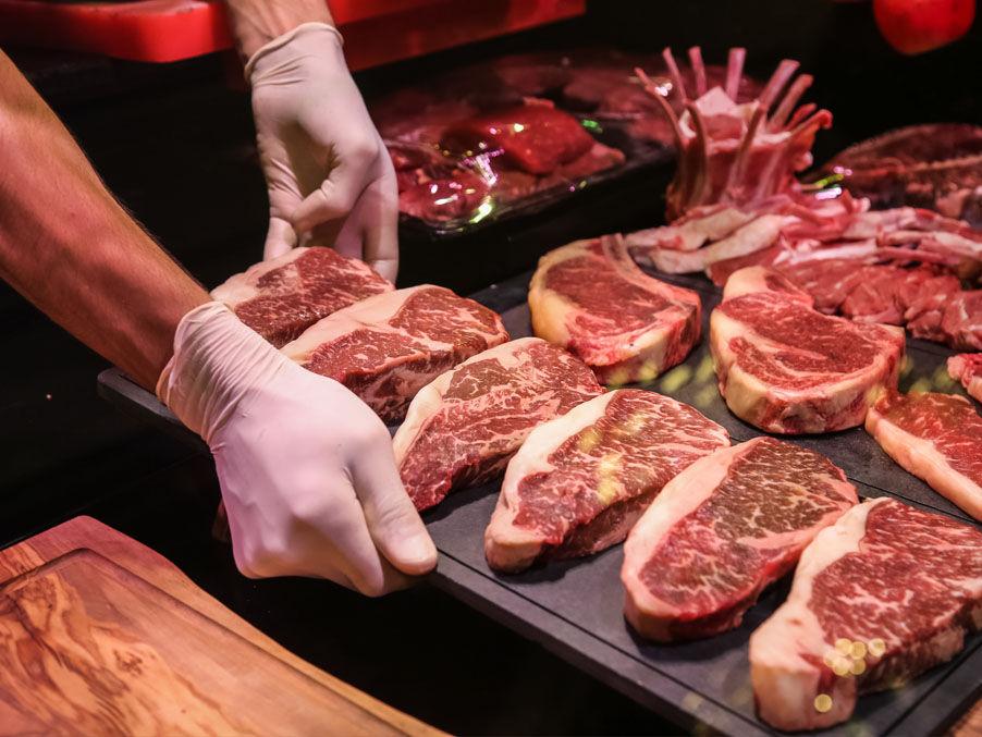 distributor daging impor sapi