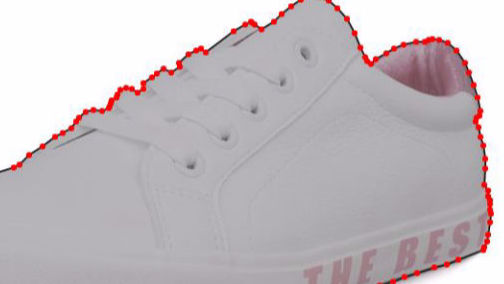 Shoe Annotation