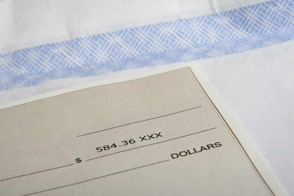 Cheque Data Entry