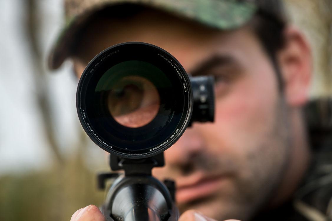 Optik und montagen hawke vantage rimfire subsonic