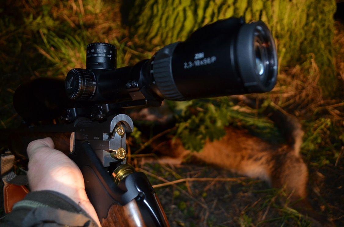 Swarovski Zielfernrohr Entfernungsmesser : Testbericht swarovski el range mit integriertem