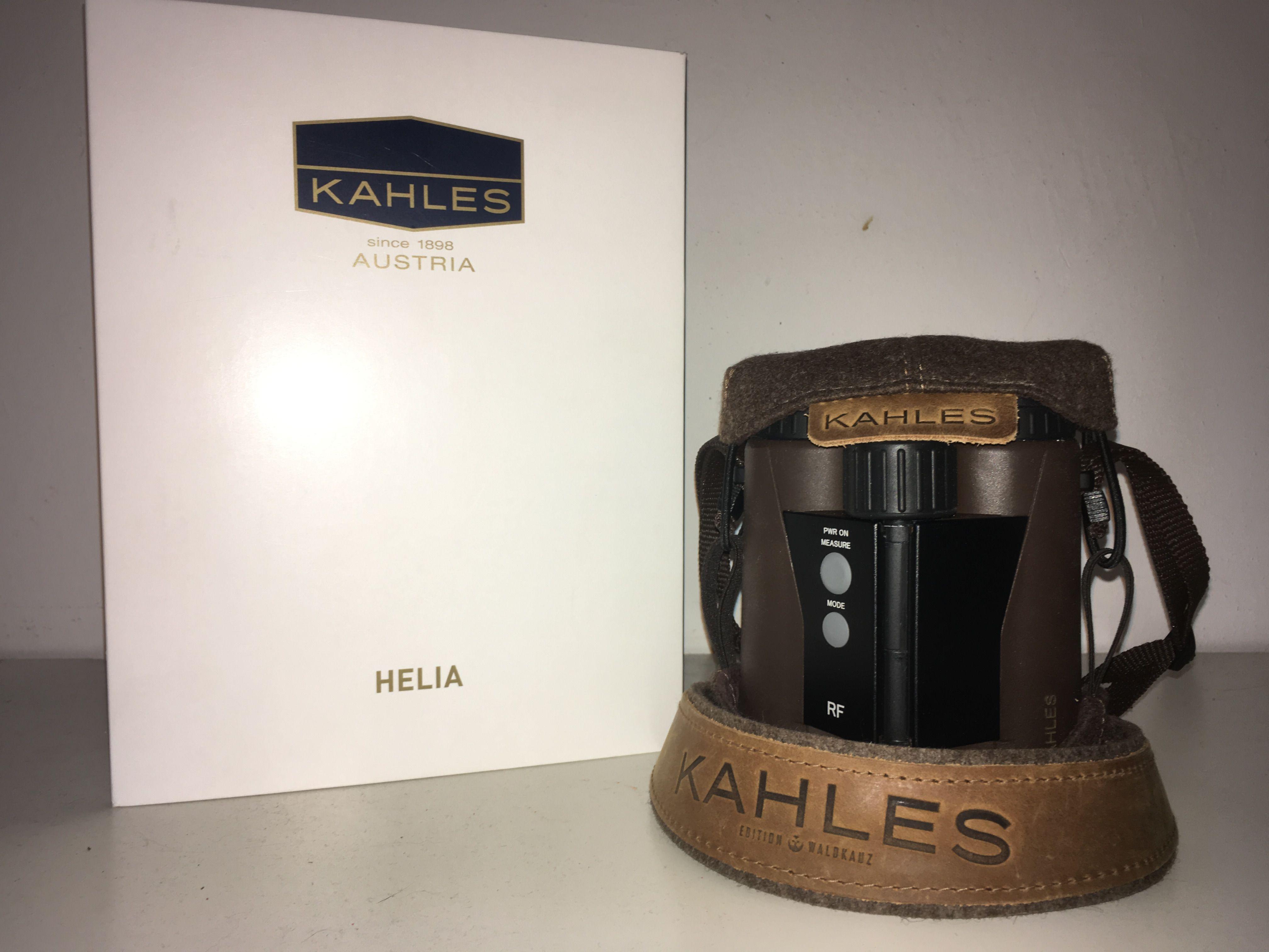 Kahles Fernglas Mit Entfernungsmesser Kaufen : Kahles helia rangefinder