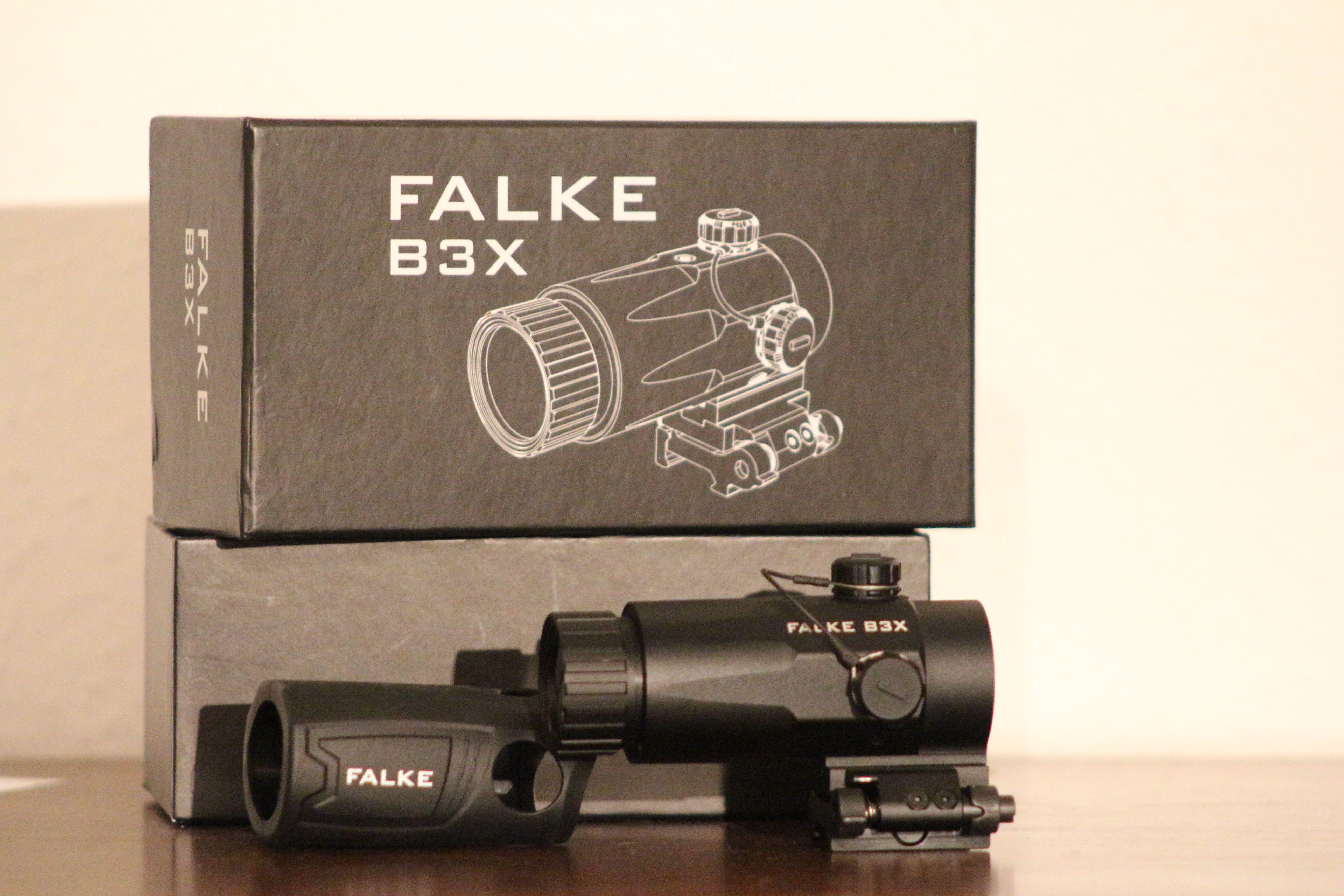 Falke b magnifier