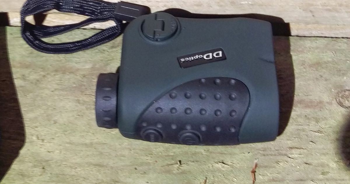 Mini Laser Entfernungsmesser : Ddoptics laser entfernungsmesser rf mini
