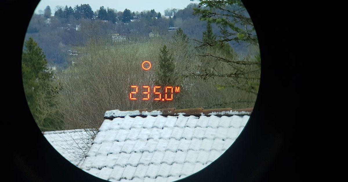 Laser Entfernungsmesser Aculon Al11 : Laserentfernungsmesser rangefinder sig sauer kilo