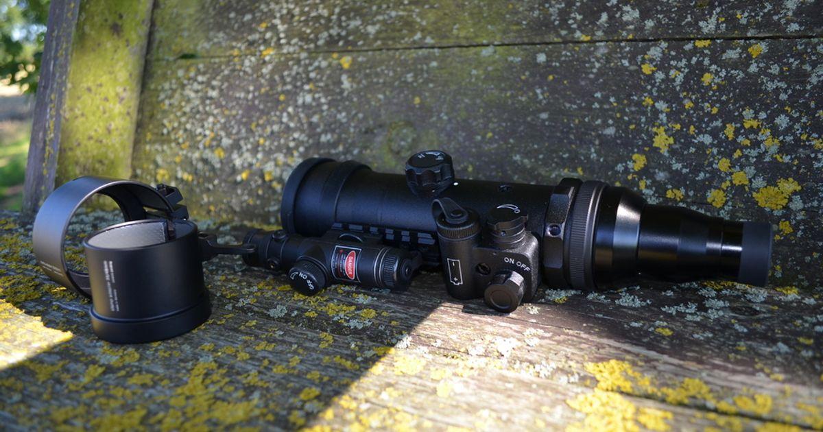 Jagd mit dem nachtsichtgerät dipol dn pro