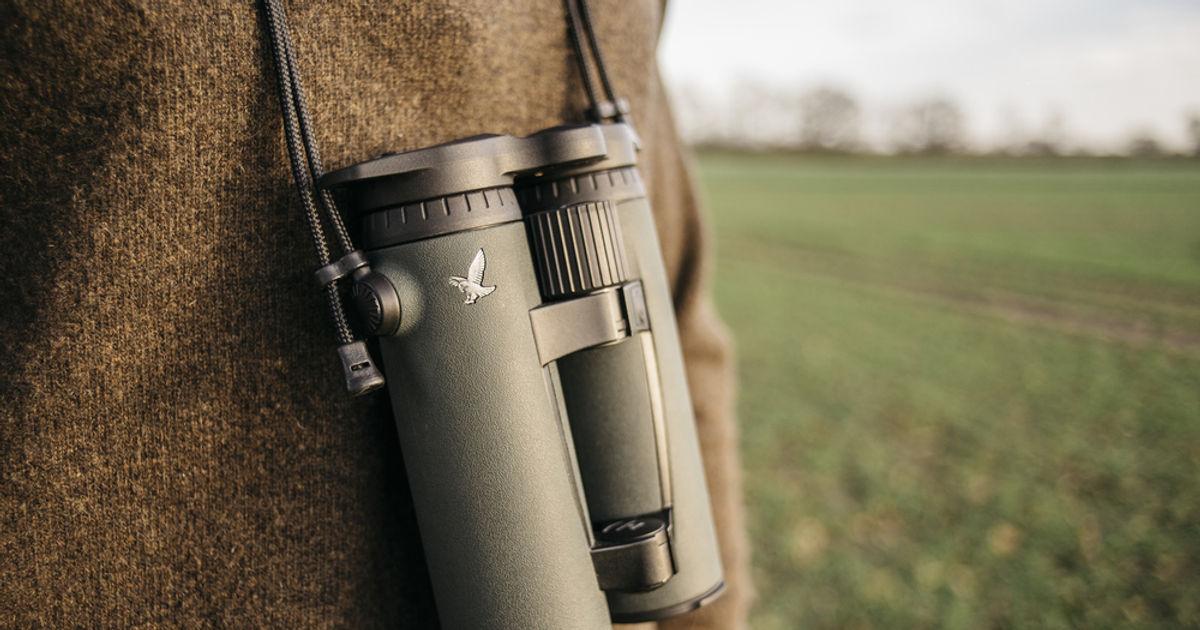 Swarovski Ferngläser Entfernungsmesser : Swarovski el range 10 x 42 & fotoadapter fürs iphone