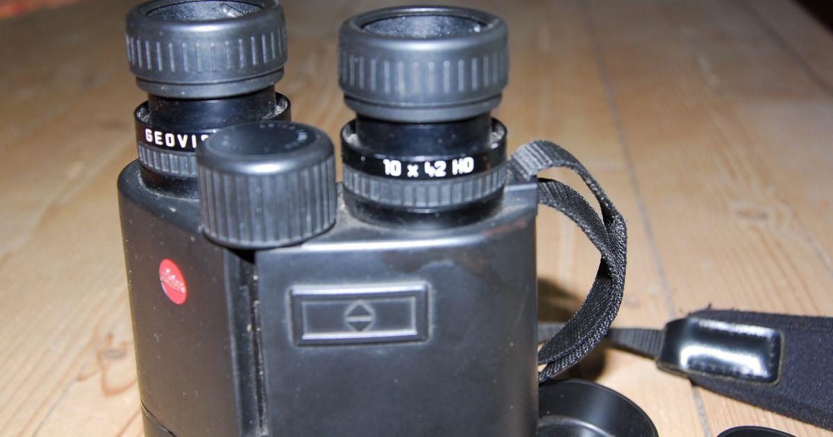 Leica Entfernungsmesser Frankonia : Leica geovid hd