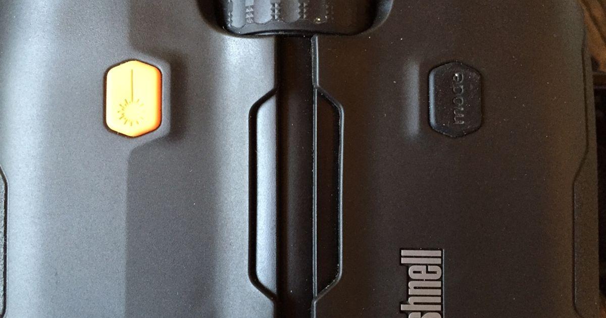 Bushnell Fernglas Mit Laser Entfernungsmesser Fusion 1 Mile Arc 10x42 : Bushnell fusion mile arc laser rangefinder